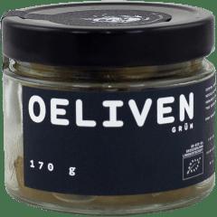 Bio Oliven Grün
