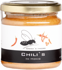 Chili's im Honig