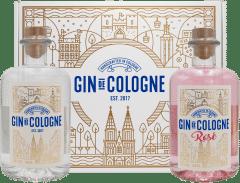Gin de Cologne Doppel-Geschenkbox 500ml