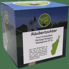 Räubertochter - Pure Schokolade (Madagaskar)