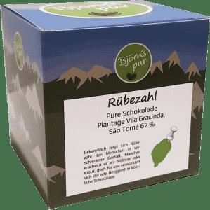 Rübezahl - Pure Schokolade (Sao Tomé)