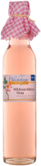Wildrosenblüten-Sirup