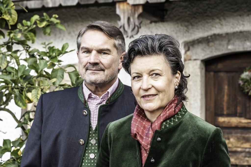 Wilhelm und Birgit Marx