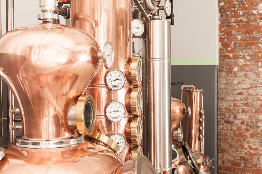 Destille von NORDCRAFT