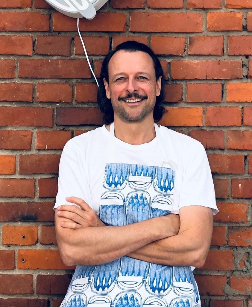 Porträt Daniel Rietdorf von manger trouvé