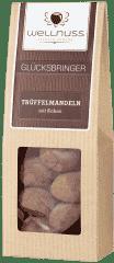 Trüffelmandeln mit Kakao
