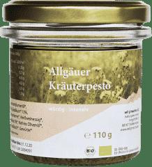 Allgäuer Bio Kräuterpesto