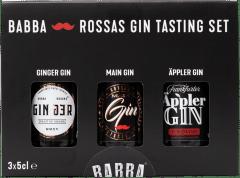 Babba Rossas Gin Tasting Set