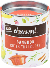 "Bio Rotes Thai Curry ""Bangkok"""