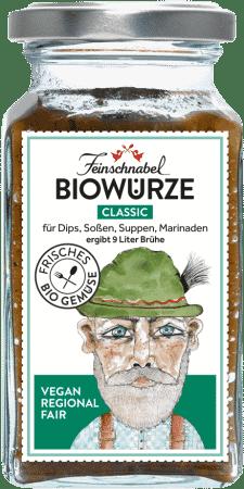 Biowürze Classic - Gemüsebrühe pastös