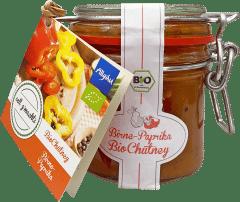 Birne-Paprika Bio-Chutney