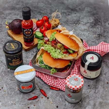 Burger Toppings No. 1