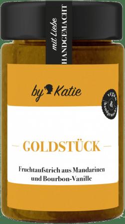 Goldstück - Fruchtaufstrich mit Mandarine & Bourbon Vanille