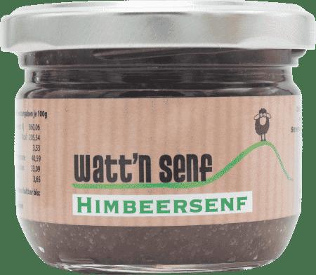 Himbeersenf
