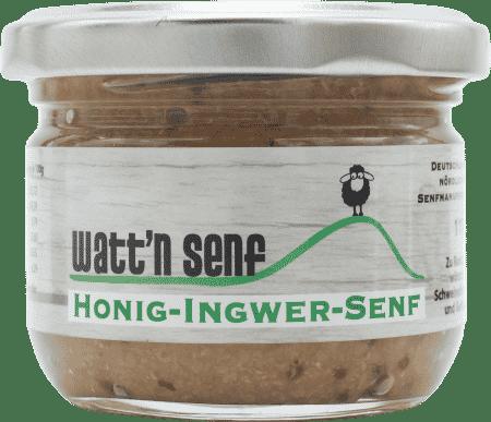 Honig-Ingwer Senf
