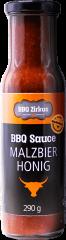 Malzbier-Honig BBQ-Sauce