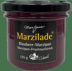 Marzilade Blaubeer