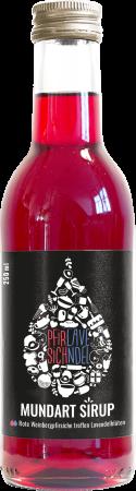 Pfirsich-Lavendel-Sirup 250 ml