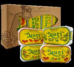 NURI Sardinen Probierpaket