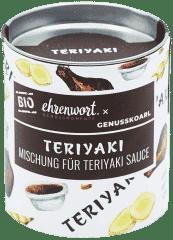 Bio Gewürzmischung für Teriyaki Sauce