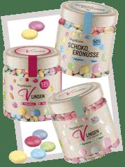 Veganer Schoko-Spaß im Glas Bio