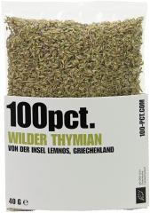 Wilder Bio-Thymian