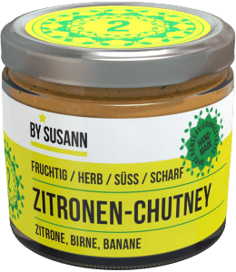 Zitronen-Chutney