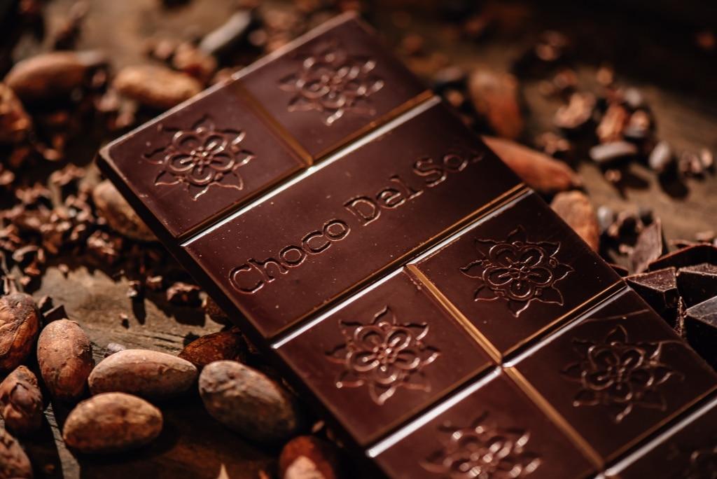 Schokoladentafel von Choco Del Sol