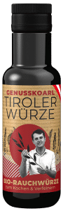 TirolerWürze - 100ml Bio
