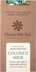 Coconut Milk - 55% Kakao Bio