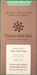 Dark Milk - 55% Kakao Bio