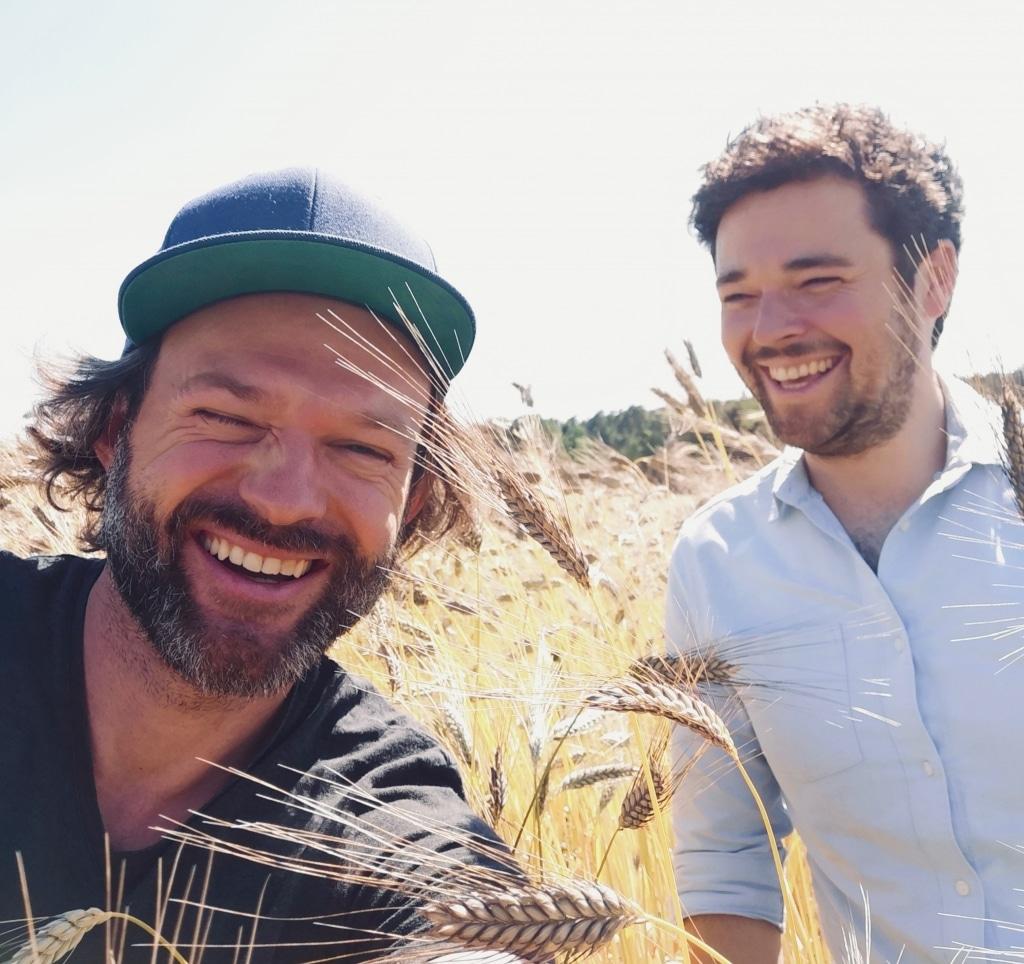 Ben und Christopher von deicht