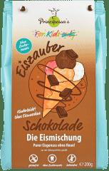 Eiszauber Schokolade