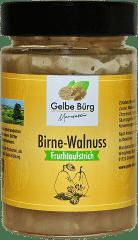 Fruchtaufstrich Birne-Walnuss