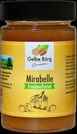 Fruchtaufstrich Mirabelle