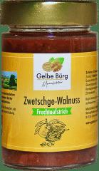 Fruchtaufstrich Zwetschge-Walnuss
