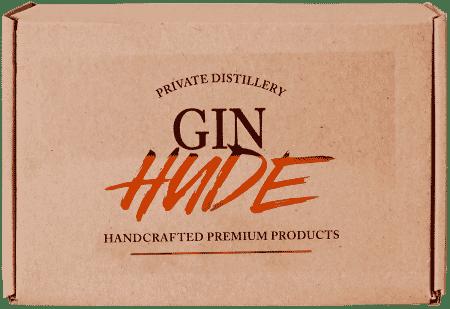 GIN-HUDE Gin Mini 3er-Set