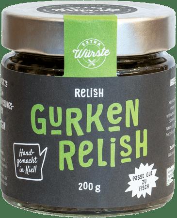 Gurken Relish