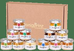 Honig Geschenkbox - 12 Sorten