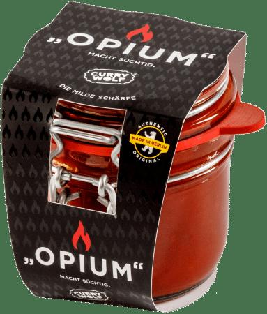"Tomaten-Chilisosse ""Opium"""