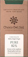 Pure - 82% Kakao Bio