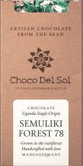 Semuliki Forest - 78% Kakao Bio