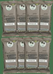 Veganer Bio-Schokoriegel dunkel 60% (8er-Box)