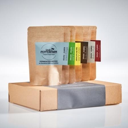 Kampot Pfeffer Genießer-Paket