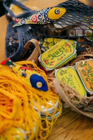 NURI Sardinen in Tomatensauce & Olivenöl