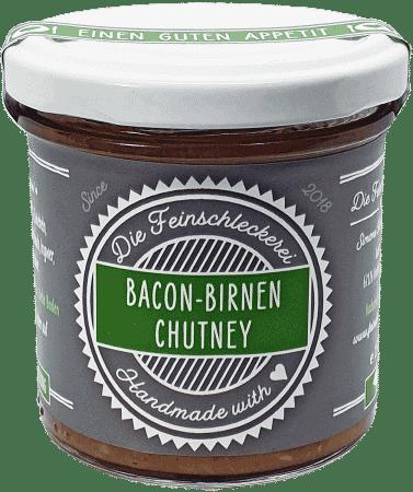Bacon-Birnen Chutney