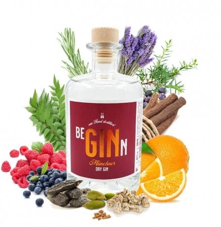 BeGINn - Münchner Dry Gin