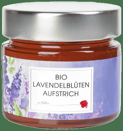 Bio Lavendelblüten-Aufstrich