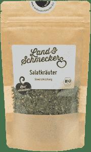 Bio Salatkräuter Nachfüllbeutel