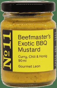 Exotic BBQ Mustard